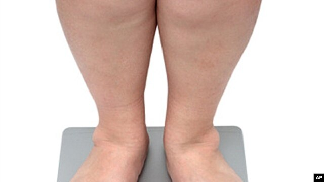 Overweight people more than double their risk of dying. Underweight people also face dangers.