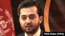 د ملي امنیت د ادارې ویاند عبدالحسیب صدیقي