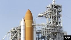 Son uzay dolmuşu yolculuğuna çıkmaya hazırlanan Atlantis mürettebatı