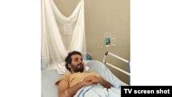 Luaty Beirao em greve de fome
