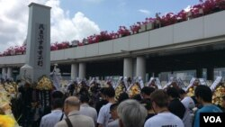 香港启动悼六四抗威权活动