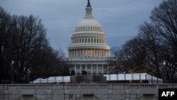 ARHIVA - Zgrada američkog Kongresa (Foto: AFP / ZACH GIBSON)