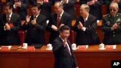 رئیس جمهور چین از آغاز یک دوران جدید برای سوسیالیزم ِ توأم با مشخصه های چینایی خبر داد