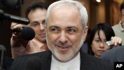 جواد ظریف، وزیر خارجۀ ایران