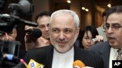 محمدجواد ظریف در نیویورک، سال ۲۰۰۷