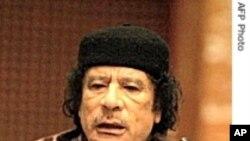 Rais wa Libya , Muammar Gadhafi
