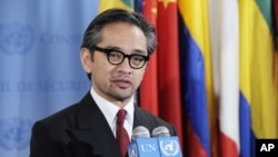 انڈونیشیا کے وزیر خارجہ مارتے ناتیلیگوا (فائل فوٹو)