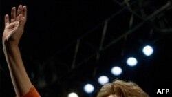 Ứng cử viên Tổng thống Brazil Dilma Rousseff