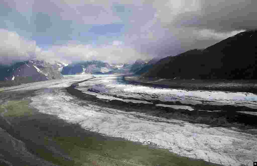 Denali Ulusal Parkı - Alaska