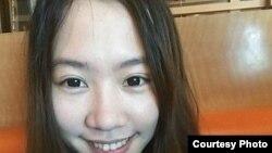 艾姆斯市警察局在邵童失蹤後在警局臉書上公佈的尋人照片