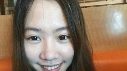 艾姆斯市警察局在邵童失踪后在警局脸书上公布的寻人照片
