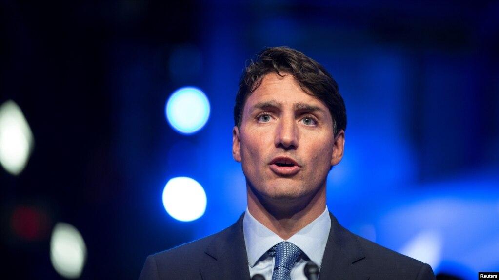 Justin Trudeau, primer ministro de Canadá dijo en vísperas de las conversaciones de renegociación del TLCAN con EE.UU., que su país no cederá en demandas clave como mantener un mecanismo de resolución de disputas.