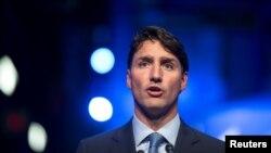 ကေနဒါဝန္ႀကီးခ်ဳပ္ Justin Trudeau