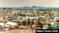 La ville de kaduna au Nigeria, le 26 août 2020. (VOA/Gilbert Tamba)