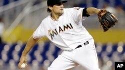 Braves Marlins Baseball