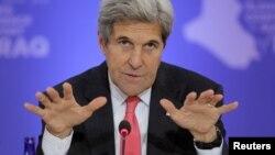 Ngoại trưởng Mỹ John Kerry sẽ tới Lào vào ngày 25/7.