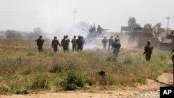 Kurdlarning peshmerga qurolli kuchlari