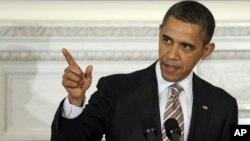 En un año electoral sería un gran revés político para el presidente Obama si la Corte Suprema anulara la legislación.
