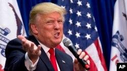 Donald Trump, Marshalltown, Iowa, 26 janvier 2016