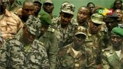 Related video of Mali soldiers who staged coup