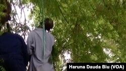 Ma'aikacin Gidan Gwamna jihar Borno Ya Hallaka Kansa.
