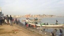 Les pêcheurs sénégalais s'inquiètent du changement climatique