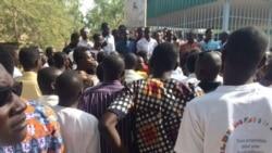 Reportage d'AndréKodmadjingar, correspondant à D'jamena pour VOA Afrique