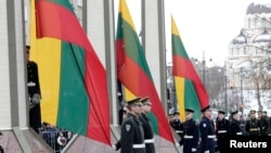 28年前立陶宛民众爆发势同六四的示威 今天审判当年镇压者