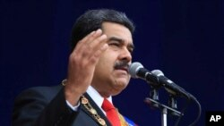 Serokê Venezuela Nicolas Maduro