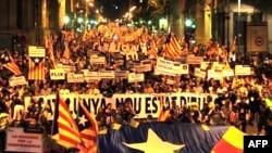 Gradjani španske pokrajine Katalonije biraju danas članove parlamenta