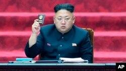 """Corea del Norte dijo que la película muestra la """"desesperación del gobierno y la sociedad estadounidense""""."""
