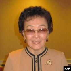 南加州华人社团联合会张素