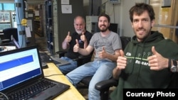 Citizen Scientists Command NASA Satellite