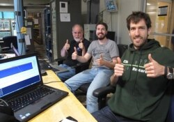 Citizen Scientists Command NASA Satellite
