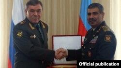 Zakir Həsənov və Valeri Gerasimov