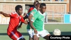 Iqembu leCaps United lidlala kumncintiswano weAfrica Cup of Nations