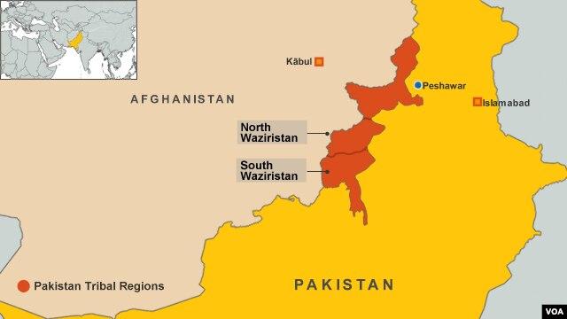 Pakistan-Waziristan