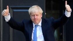 Boris Johnson promet le Brexit coûte que coûte