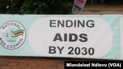 2020年世界愛滋病日-在哈拉雷國際會議中心舉行的紀念活動