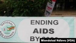 Kunanzwa iWorld Aids Day