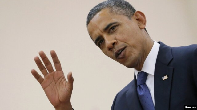 El presidente Obama asisitió a la cumbre de la Asociación de Naciones del Sudeste Asiático, integrada por 10 países.