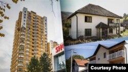 Muharem Fišo i njegova supruga Safija imaju dvije kuće u Hadžićima. Iako je uslov SABNOR-ovog oglasa za otkup stana po povoljnijim uslovima bio da kandidati nemaju nekretnine, odlučili su da ovo pravo daju bivšem boračkom ministru (Foto: CIN)