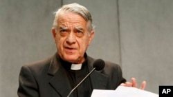 El anuncio fue hecho por el portavoz del Vaticano, Federico Lombardi.