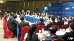博鳌论坛讨论两岸签订ECFA后的商机