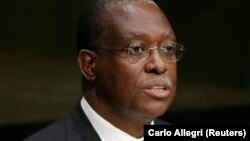 Vice-Presidente angolano Manuel Domingos Vicente