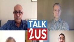 TALK2US: Inaugurations Around the World