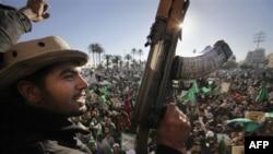 Tripoli, 6 mart, 2011.