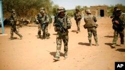 La operación involucra a Mauritania, Burkina Faso, Níger, Chad y Mali.