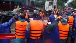 Việt Nam: Bão lũ làm 192 người chết, thiệt hại 1,3 tỉ đô