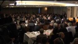 2012-11-20 美國之音視頻新聞: 石原慎太郎稱日本應考慮開發核武器